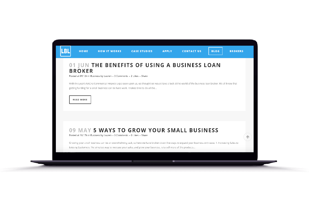 clever rabbit agency – little business loans 2