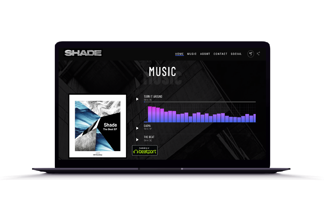 clever rabbit agency – shade music 1